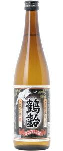 □【日本酒】鶴齢純米レトロラベル720ml