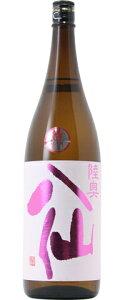 ☆【日本酒】陸奥八仙(むつはっせん)吟醸火入れ1800ml※クール便発送