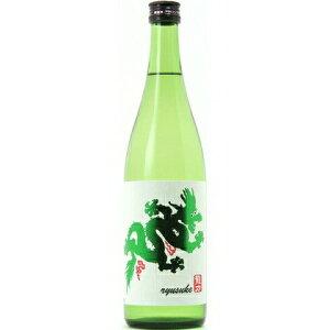 ○【日本酒】龍力ドラゴン緑ラベル純米720ml