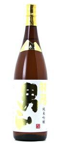 ☆【日本酒】羽陽男山純米吟醸酒未来1800ml