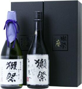 ☆・【送料無料・クール便無料★日本酒】獺祭(だっさい)純米大吟醸磨きその先へセット720ml×2本