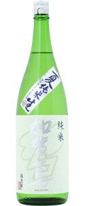 ☆【日本酒/夏酒】加賀鳶(かがとび)夏純米生1800ml※クール便発送
