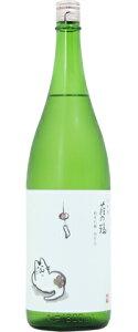 ☆【日本酒/夏酒】萩の鶴(はぎのつる)純米吟醸別仕込猫1800ml