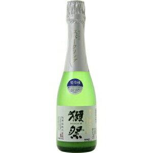 ○【日本酒】獺祭磨き三割九分発泡にごり酒360ml