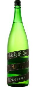 ☆【日本酒】睡龍(すいりゅう)生もと純米吟醸1800ml