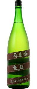 ☆【日本酒】睡龍(すいりゅう)生もと純米1800ml