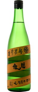 ☆【日本酒】睡龍(すいりゅう)純米吟醸720ml
