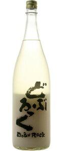 ☆【発泡日本酒】陸奥八仙純米活性にごり酒どぶろっく1800ml※クール便発送