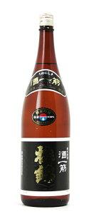 ○【日本酒】梅錦純米吟醸酒一筋1800ml