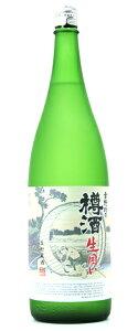 ☆【日本酒/夏酒】吉野杉の樽酒(よしのすぎのたるざけ)普通酒生囲い生貯蔵酒1800ml