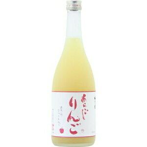 ☆【桃酒】梅乃宿(梅の宿)あらごしりんご酒7度720ml