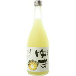 ○【柚子酒】梅乃宿(梅の宿)ゆず酒720ml