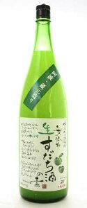 ○【リキュール★すだち】無添加すだち酒の素 20〜21度 1800ml