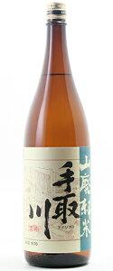 オススメ燗酒16撰【日本酒】手取川山廃純米1.8L