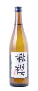 ☆【日本酒ひやおろし】富久長吟醸秋櫻(コスモス)720ml