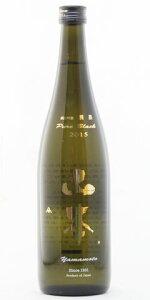☆【日本酒】白瀑(しらたき)山本純米吟醸火入れ720ml