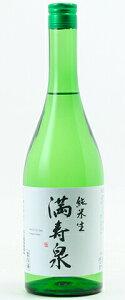 ☆【日本酒】満寿泉(ますいずみ)純米無濾過生原酒720ml※クール便発送