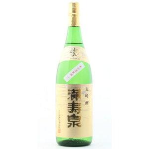 ☆【日本酒】満寿泉(ますいずみ)寿大吟醸無濾過生酒1800ml※クール便発送