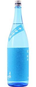 ☆【日本酒】手取川夏純米辛口1800ml