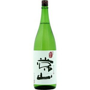 ○【日本酒】常山純米超辛口1800ml