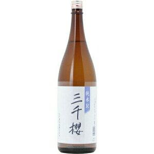 ☆【日本酒】三千櫻純米『R改』1800ml