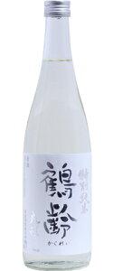☆【日本酒】鶴齢(かくれい)特別純米酒爽醇(そうじゅん)720ml
