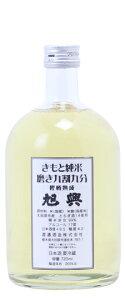 ☆【日本酒】旭興生もと純米九割九分樫樽熟成