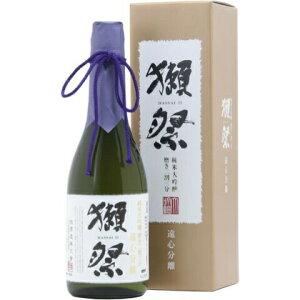 □・【日本酒】獺祭(だっさい)純米大吟醸磨き二割三分遠心分離720ml※お一人様3本限り