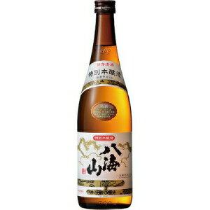 ○【日本酒】八海山(はっかいさん)特別本醸造720ml