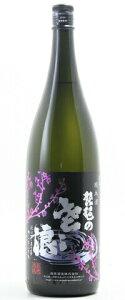 ☆【日本酒】琵琶のさゝ浪(びわのささなみ)純米梅1800ml