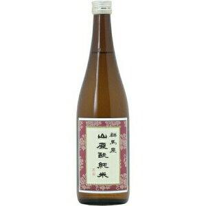 ○【日本酒】群馬泉(ぐんまいずみ)山廃純米720ml