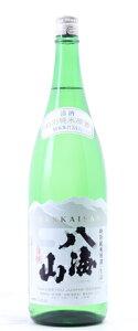 ☆【日本酒/夏酒】八海山(はっかいさん)特別純米生詰原酒1800ml※クール便発送