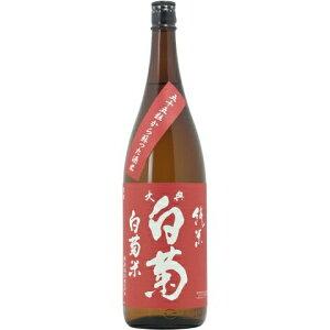 ☆【日本酒】大典白菊(たいてんしらぎく)純米酒白菊米1800ml