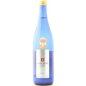 ☆【スパークリング日本酒】大典白菊(たいてんしらぎく)純米にごり生酒WinterBomb(ウインターボム)720ml※クール便発送