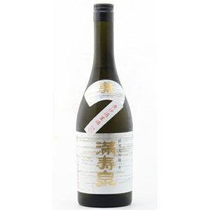 ☆【日本酒】満寿泉(ますいずみ)寿プラチナ純米大吟醸無濾過生酒720ml※クール便発送