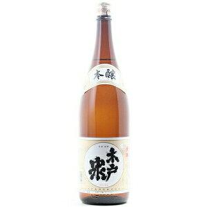 ☆【日本酒】木戸泉(きどいずみ)山廃本醸造 1800ml