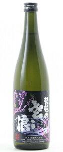 ☆【日本酒】琵琶のさゝ浪(びわのささなみ)純米梅720ml