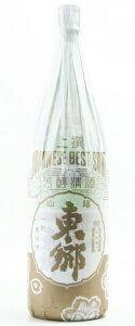 ☆【日本酒】山陰東郷(さんいんとうごう)上撰1800ml