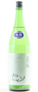 萩の鶴(はぎのつる)純米吟醸別仕込生原酒猫ラベル1800ml