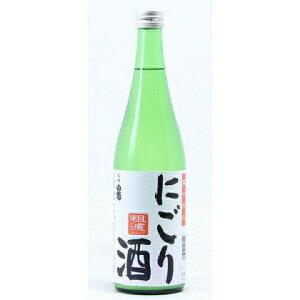 ☆【日本酒】大典白菊にごり酒白ラベル720ml