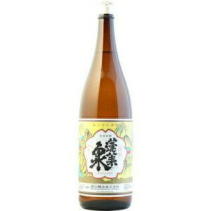 ☆【日本酒/オススメ燗酒】蓬莱泉(ほうらいせん)本醸造秀撰(しゅうせん)