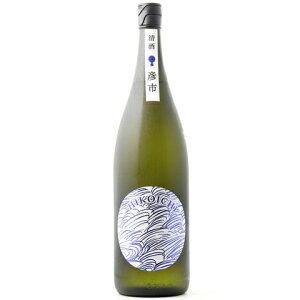 ☆【日本酒】月の井(つきのい)純米彦市1800ml※クール便発送