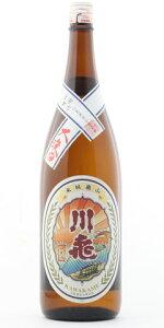 ☆【日本酒】川亀(かわかめ)山廃純米H25BY1800ml