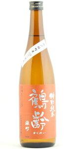 ☆【日本酒】鶴齢(かくれい)特別純米火入酒瀬戸産雄町720ml