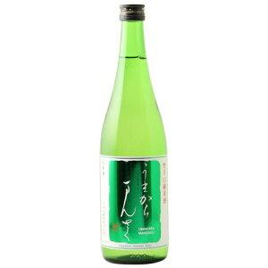 ☆【日本酒】うまからまんさく旨辛口純米酒720ml