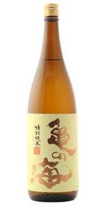 ☆【日本酒】亀の海(かめのうみ)特別純米1800ml