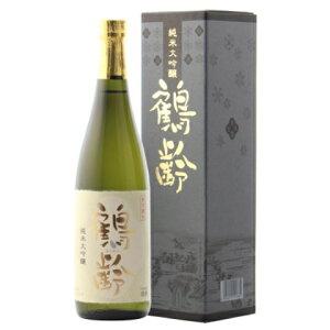 ☆【日本酒】鶴齢(かくれい)純米大吟醸720ml
