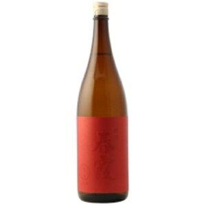 ☆【日本酒】春霞(はるかすみ)純米赤ラベル火入1800ml
