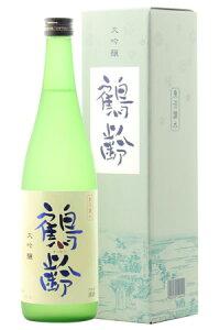 ・□【日本酒】鶴齢大吟醸720ml
