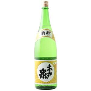 ☆【日本酒】木戸泉(きどいずみ)山廃純米醍醐1800ml